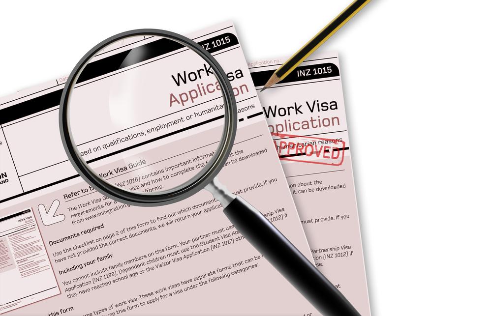 H-1B Nonimmigrant Work Visa